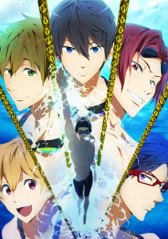 Free! Iwatobi Swim Club TV-1