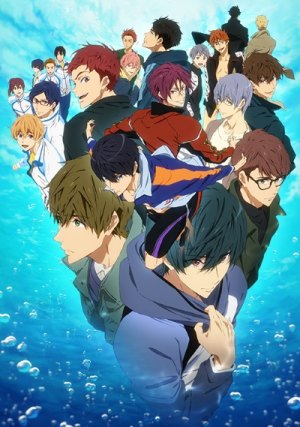 Free! Dive to the Future TV-3